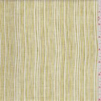Harvest Gold Stripe Linen