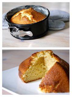 vanille cakejes van Siny - Powered by Fry S, Actifry, Air Fryer Recipes, I Love Food, Cornbread, Banana Bread, French Toast, Tasty, Breakfast