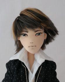 Куклы Марины Смирновой: Makoto