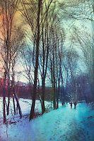 winter kaleidoscope