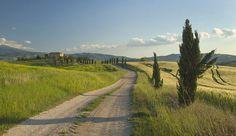 Bart Norton – Farm House from the Movie, Gladiator, Tuscany, Italy 2012