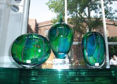 A new selection of glass by Peter Layton has arrived » Bluecoat Display Centre (Call us on 0151 709 4014 for details)