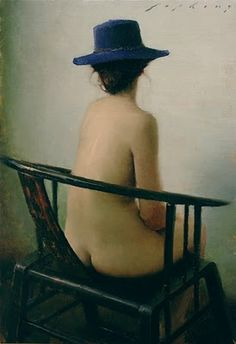 Contemporary American Artist Jeremy Lipking