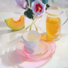 Painting Inspiration, Art Inspo, Karen O'neil, Still Life Artists, Aesthetic Drawing, Art Hoe, Impressionist Paintings, Fruit Art, Art Studies