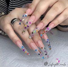 Cardi B Nails