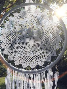 Your place to buy and sell all things handmade Giant Dream Catcher, Dream Catcher Wedding, Big Dream Catchers, Baby Shower Decorations, Wedding Decorations, Wedding Gifts For Couples, Etsy Crafts, Couple Gifts, Dream Big