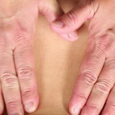 Easy Partner Lower Back Massage