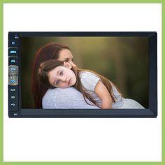Video HeadUnit Autoradio Electronics Standard 2 Din Car Stereo Car MP5 Player Movie PC Steering Wheel System Radio Music