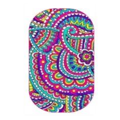 Neon Paisley  #CandiedJamsCustomDesigns #jamberry #NAS #nailwraps #jamberrynails #nailpolish #nailsoftheday #nailsofinstagram #nailstagram #pretty #cute http://tinyurl.com/pwfd6ac