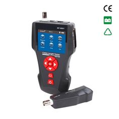 105.00$  Watch now  - Free shipping Noyafa NF-8601A Multipurpose digital Cable Tracker for Length test Ping & POE tester