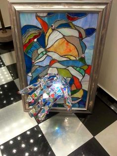 3D stainwd glass
