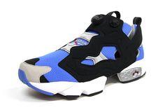 REEBOK INSTA PUMP FURY (SAXE BLUE) - Sneaker Freaker