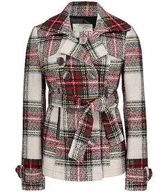 BKE Split Collar Coat: $79.95