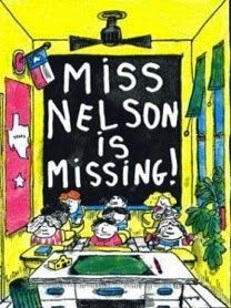 """SUB PLANS: In your sub binder put the book """"Miss Nelson is Missing"""" and have the substitute read the book to your class. Have the children then write a story about where they think you are while you are out from school. I will be Miss Nelson = Perfection! Sub Binder, Back To School Pictures, Making Inferences, And So It Begins, Substitute Teacher, Substitute Folder, Mentor Texts, Children's Literature, Literature Circles"""