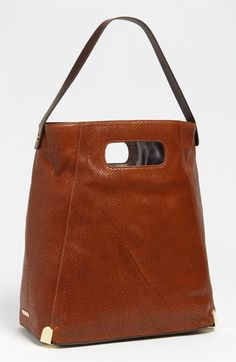 Vince Camuto 'Alexa' Shoulder Tote | Nordstrom -  Oh no, I really love this.... must resist,,,,, must resist.