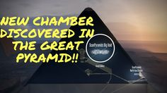 Massive Cavity Discovered Inside The Great Pyramid - Mysteries Void!