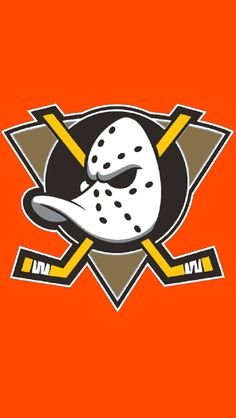 The Anaheim Ducks (NHL) Inspired by the Disney movie The Mighty Ducks.