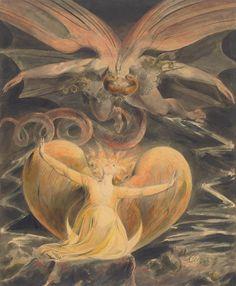 Tableaux de William Blake