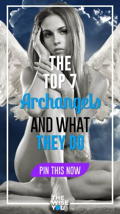 The Top 7 Archangels and What They Do Hope Quotes, All Quotes, Faith Quotes, Quotes To Live By, Spiritual Awakening Quotes, Seven Archangels, Daily Affirmations, Inspirational Message, Quotes About Strength