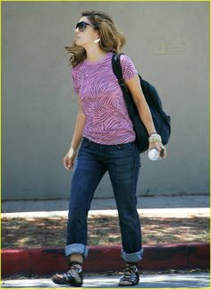 Drew Barrymore is a Gladiator | Drew Barrymore Photos | Just Jared
