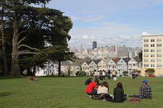 Alamo Square, San Francisco - Wikipedia