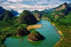 The most beautiful place in China