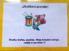 Naše pravidla - MŠ Červený Potok Nasa, Education, Cover, Books, Libros, Book, Onderwijs, Book Illustrations, Learning
