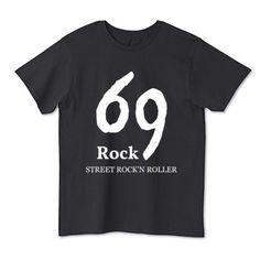 ROCK69-001   デザインTシャツ通販 T-SHIRTS TRINITY(Tシャツトリニティ)