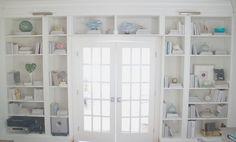 built in bookshelves crisp interiors