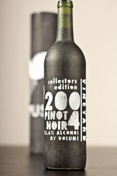 Collector Edition pinot noir