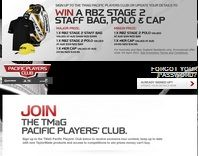 Win A RBZ Stage 2 Staff Bag, Polo & Cap