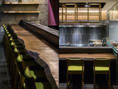 Syunkato Soba restaurant by DESIGN & CREATIVE ASSOCIATES, Ho Chi Minh City – Vietnam » Retail Design Blog