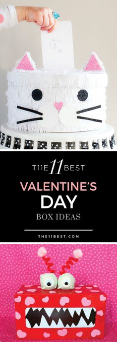 The 11 Best Valentine's Day Box Ideas for Kids