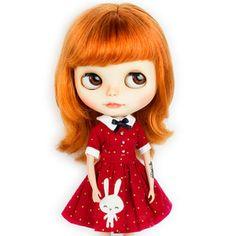 I love you it's true bunny dress