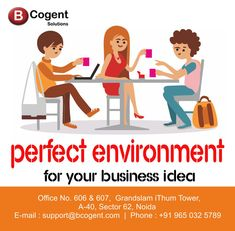 Perfect Environment For Your Buisness Idea..........................................  #Business #BusinessIdeas #BcogentSolutions #WorkCulture #coworkingspace #coworking #WorkSpace #sharedspace #smallbusinesses #workplacelove #homeoffice #remoteoffice #remotework #work #startupnoida #startupspace #coworker #coworkinglife #coworkingspaceindia #coworkingoffice #Amenities #iThumTower