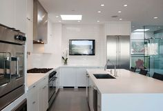 Dyna Kitchens - contemporary - kitchen - seattle - Dyna Contracting