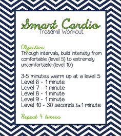 Smart Cardio Workout