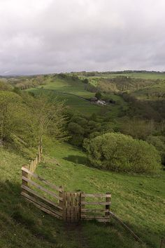 Millers Dale, Derbyshire, England