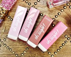 COVERGIRL Oh Sugar! Lip Balm Swatches + Review - Blushing Noir