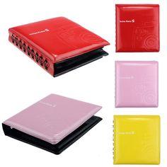 Colors Picture Photoes Album Case Polaroid Photo for Fujifilm Instax MINI90 7S 8 | eBay
