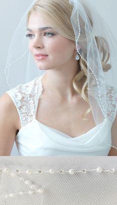 33 Best Wedding Veils images  0c7ef69f3287
