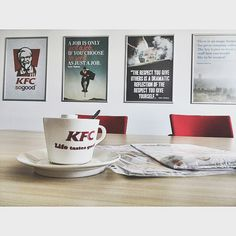 #KFC #donesicom #donesi #foodpanda #onlinefoodshopping #orderfood #orderfoodonline #job #workworkwork  Order Food Online, Kfc, Mugs, Tableware, Instagram, Dinnerware, Tumblers, Tablewares, Mug