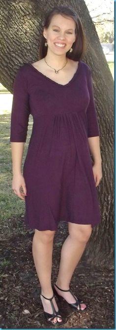 Future,... again,lol  DIY maternity Dress
