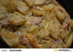 No Salt Recipes, Potato Salad, Sushi, Health Fitness, Potatoes, Menu, Chicken, Ethnic Recipes, Decor