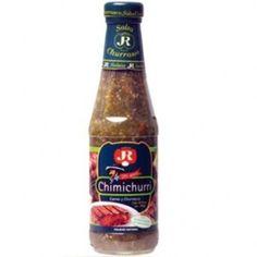 Salsa Chimichurri JR (Mercadona) - Todo el bote (de 280 ml) por 2 puntos