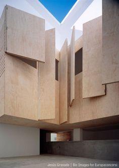 shutters --  Rehabilitación de viviendas para realojo