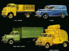 Another Dodge Truck Quartet | Flickr - Photo Sharing!