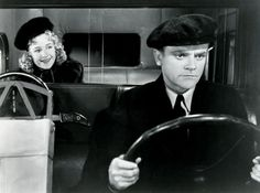 Priscilla Lane and James Cagney in The Roaring Twenties (1939)