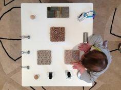 quadro sensoriale bambini