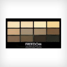 Pro 12, Freedom Makeup London | NordicFeel